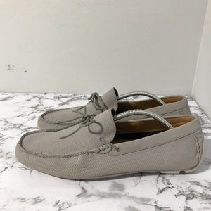 Call it spring Grey driving loafers casual slip on